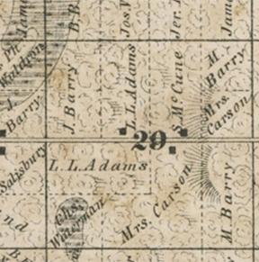 Adams 1861 plat.jpg