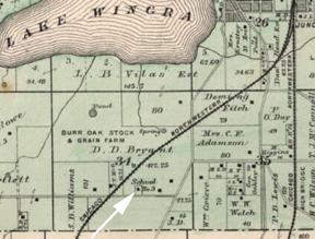 Madison plat 1890 LR
