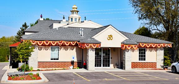 Hindu temple LR