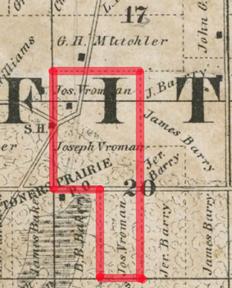 Vroman 1861 LR