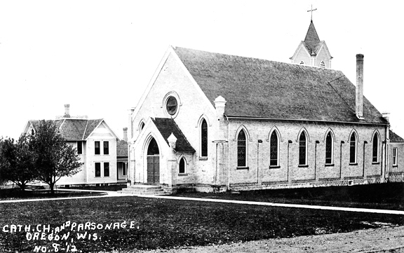 Parsonage 1912