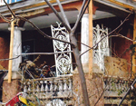 Porch columns LR