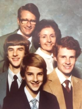 Kinney family LR