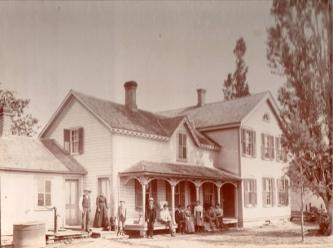 Rock Springs house LR