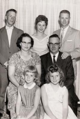 Willie Fleming Kinney family LR